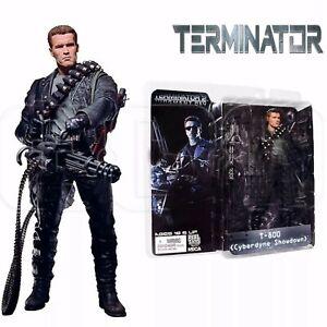 Figura Neca TERMINATOR T-800 Cyberdyne Showdown 18CM Figurine