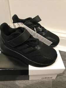 Adidas RUNFALCONI Infants Trainers, Size UK 7.5, BRAND NEW
