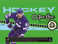 2019-20 O-Pee-Chee (19-20 OPC) Blue Hockey Parallel Card Pick From List 201-400