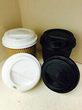 16oz INSULATED RIPPLE WALL HOT PAPER DISPOSABLE TEA COFFEE DRINKS CUPS