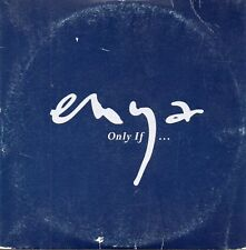 "ENYA ""ONLY IF..."" HOME"" RARE PROMOTIONAL CD SINGLE / NEW AGE MUSIC - CLANNAD"