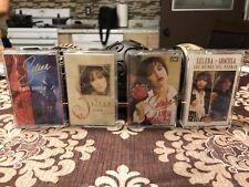 "Selena quintanilla ""Amor Prohibido"" ""Dreaming of You"" Cassette tapes"