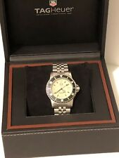 Tag Heuer 1500 Professional Rare Night Diver With Lumi Dial