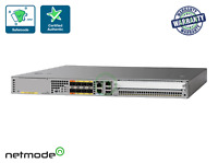 New CISCO ASR1001X-2.5G-VPN ASR1001-X 6 built-in GE Dual AC Power 8GB DRAM