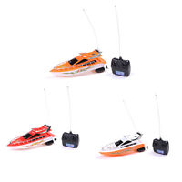 Kids Rc Boat Super Mini Speed High Performance Remote Control Boat Toy JD