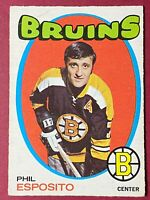 Phil Esposito 1971-72 O-Pee-Chee #20