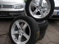 4 Alufelgen DEZENT TRES BMW 8Jx17H2 5x120 IS30