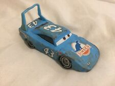 Disney Pixar Cars RACE DAMAGED KING #43 1:55 MATTEL Diecast TOKYO DRIFT MATER