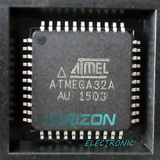 2PCS IC ATmega32A-AU ATmega32A MCU, 8BIT TQFP44 good quality