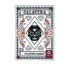 Calavera De Azúcar Calavera Día de los muertos mexicano jugando a las cartas