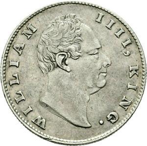 LANZ EAST INDIA COMPANY GREAT BRITAIN WILLIAM RUPEE 1835 CALCUTTA ^HL376