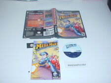 MEGA MAN ANNIVERSARY COLLECTION complete in case w/ manual for Nintendo GAMECUBE