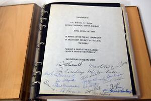 1976 Military Album Photos Montana Dam N. Dakota Powerhouse Oahe Dam Nebraska