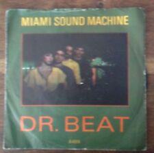 Máquina de sonido de Miami Dr. Beat Vinilo Single