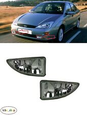 FOR FORD FOCUS MK1 1998 - 2001 2X NEW FRONT FOG LIGHT LAMPS PAIR LEFT + RIGHT