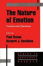 The Nature of Emotion: Fundamental Questions (Series in Affective-ExLibrary