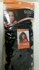 Best Quality Noble Gold Premium Dancing Curl Hair Extension 22inches - Col1