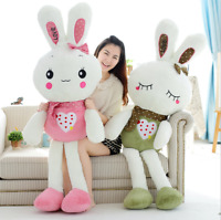 Kids Hot Cute Plush Soft Rabbit Animals Doll Girl Baby Toy Xmas Gift 30cm-120cm