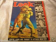 Look magazine July 6, 1937 1930's Vintage