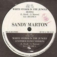 SANDY MARTON - White Storm In The Jungle (Remix) - Ibiza