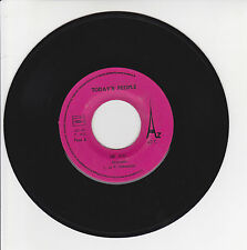"TODAY'S PEOPLE Vinyl 45 tours SP 7"" HE - I DIDN'T KNOW JukeBox AZ 442 RARE"