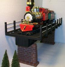 G gauge MODEL RAILROAD GIRDER BRIDGE/ trains / garden railroads / outdoor / art