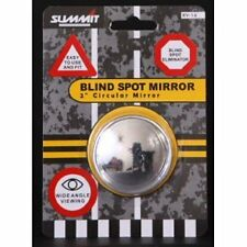 "SUMMIT BLIND SPOT MIRROR ROUND ADHESIVE  2"" INCH EASY FIT WIDE ANGLE"