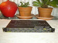 Korg KMX-62, 6 Channel Keyboard Mixer, Vintage Rack
