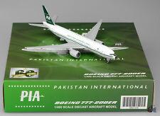 Pakistan International PIA Boeing 777-200ER JC Wings 1:400 Diecast Models XX4308