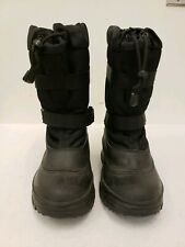 Baffin Technology Womans Size 5 Black Snow Boots With Removable Linings