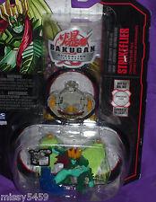 BAKUGAN Gundalian Gray Haos STRIKEFLIER Super Character pack SEALED RARE! 2009