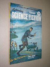 ASTOUNDING SCIENCE FICTION. FEBRUARY 1951. BRITISH EDITION. PULP MAGAZINE