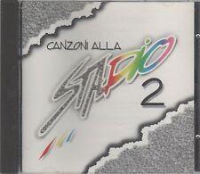 STADIO CANZONI ALLA STADIO 2 - CD F.C. TIMBRO A SECCO