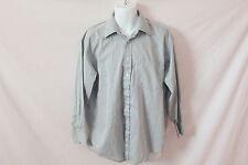 Men's Ted Baker Grey Button-Down Dress Shirt - Size 16 1/2 - 32/33