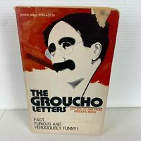 The Groucho Letter: Letters To and From Groucho Marx (Paperback, 1967 1st Ed. )