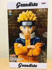 """NARUTO Banpresto Grandista Shinobi Relations figure """"Uzumaki Naruto"""" Japan NEW"""