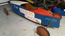 Plans to build a Soap Box Derby Car Plus Free Mystery Gift Plans -Free Shipping