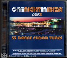 ONE NIGHT IN IBIZA Part 2  2 CD 2001