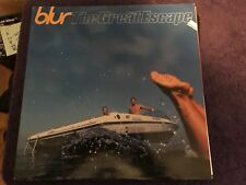 "BLUR ""THE GREAT ESCAPE"" 1995 UK VINYL FIRST EDITION NEAR-MINT CONDITION!"