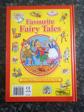 Favourite  FAIRY TALES ~ Childrens Classic Large Story Book Hardback UK Seller #
