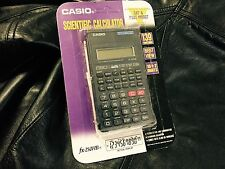 Casio FX-250HB Scientific Calculator. 139 Functions!  NEW In Sealed Packaging.