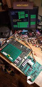 MORTAL KOMBAT 2 PCB JAMMA ARCADE BOARD SET REVISION 3.1 WORKING!!!! COMPLETE