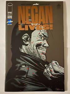 Negan Lives #1 - Bronze Variant