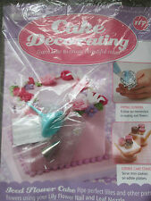 Deagostini Cake Decorating Magazine ISSUE 117 - LILY FLOWER NAIL & LEAF NOZZLE