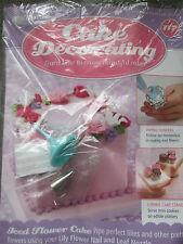 Deagostini Cake Decorating Magazine ISSUE 117 - LILY FLOWER NAIL & LEAF NOZZLE
