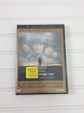 Saving Private Ryan Dvd new sealed Spielberg Hanks Damon