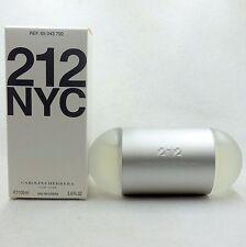 Carolina Herrera 212 Tester Eau de Toilette Spray for Women 3.4oz