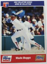 1992 Wade Boggs Diet Pepsi Collector's Series Card # 21 of 30
