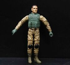"""BBI ELITE FORCE Helicopter Pilot Tank Commander Army action figure 1/18 3.75"""""""