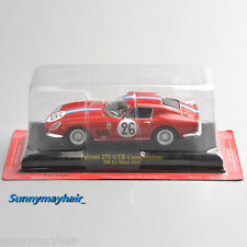 1:43 Ferrari 1966 275 GTB Competizione 24th Le Mans (1966) Sports Car Model